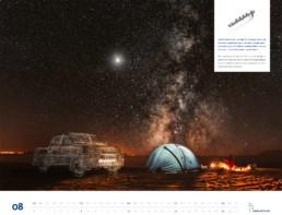 August Kalender 2021 Poppe+Potthoff