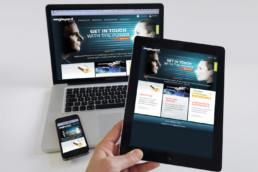 Responsive Webdesign für eagleyard