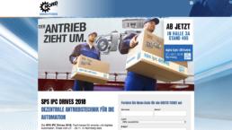 NORD Getriebebau Referenz Landingpage Der Antrieb