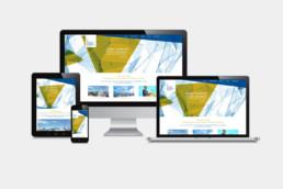 Responsives Webdesign für G20