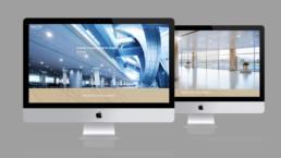 Webdesign für Maxcon
