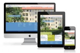 Webdesign für Reinickes Hof eG