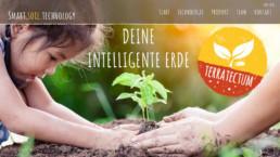 Neue Webpage für TerraTectum