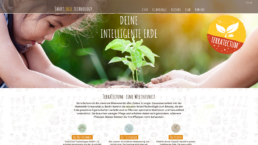 Corporate Design und Website