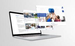 S&P Darstellung Website Detailseiten